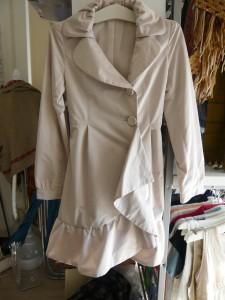 K spring coat original