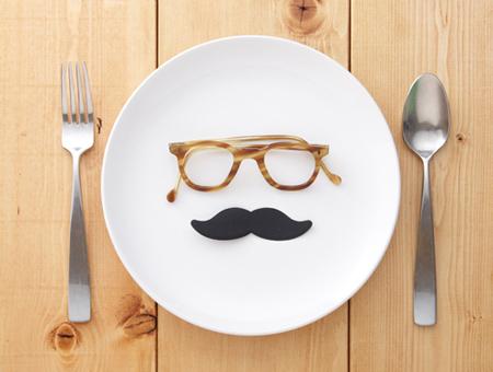 """絶対欲しくなるアイテム!ひげ付箋 Funny Item: """"mustache-it"""""""