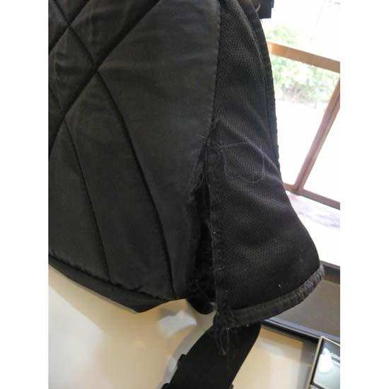 斜め掛けリュックのお直し bag repair